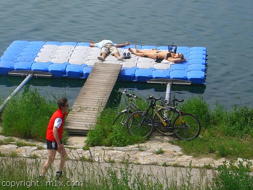 La isla del Danubio