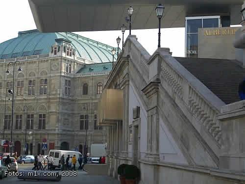 Albertina Wien und Wiener Staatsoper