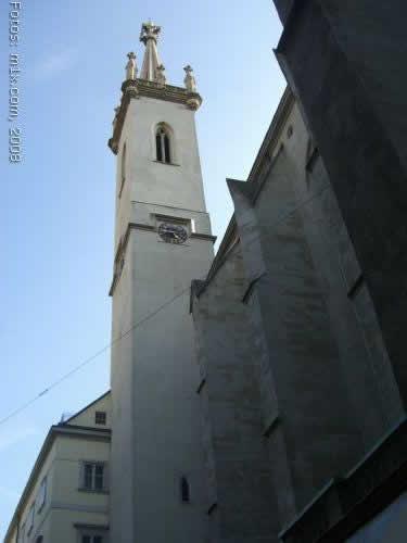 Augustinerkirche Wien mit Herzgruft der Habsburger