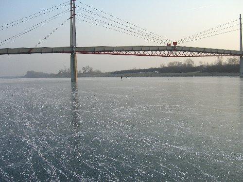 Donauinsel Kaisermühlen
