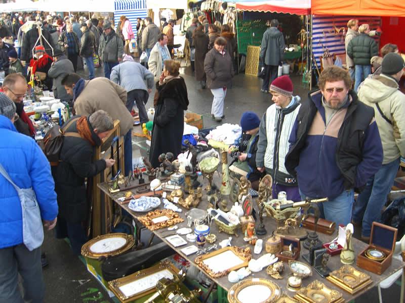 Flohmarkt Wien