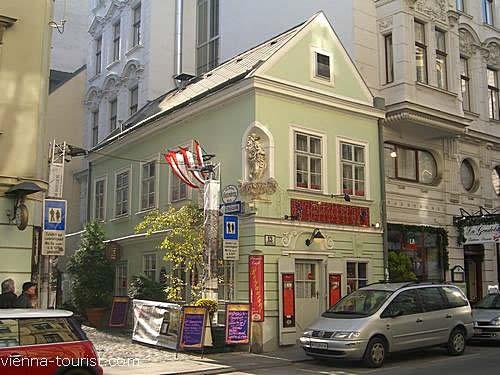 Barockhaus am Spittelberg