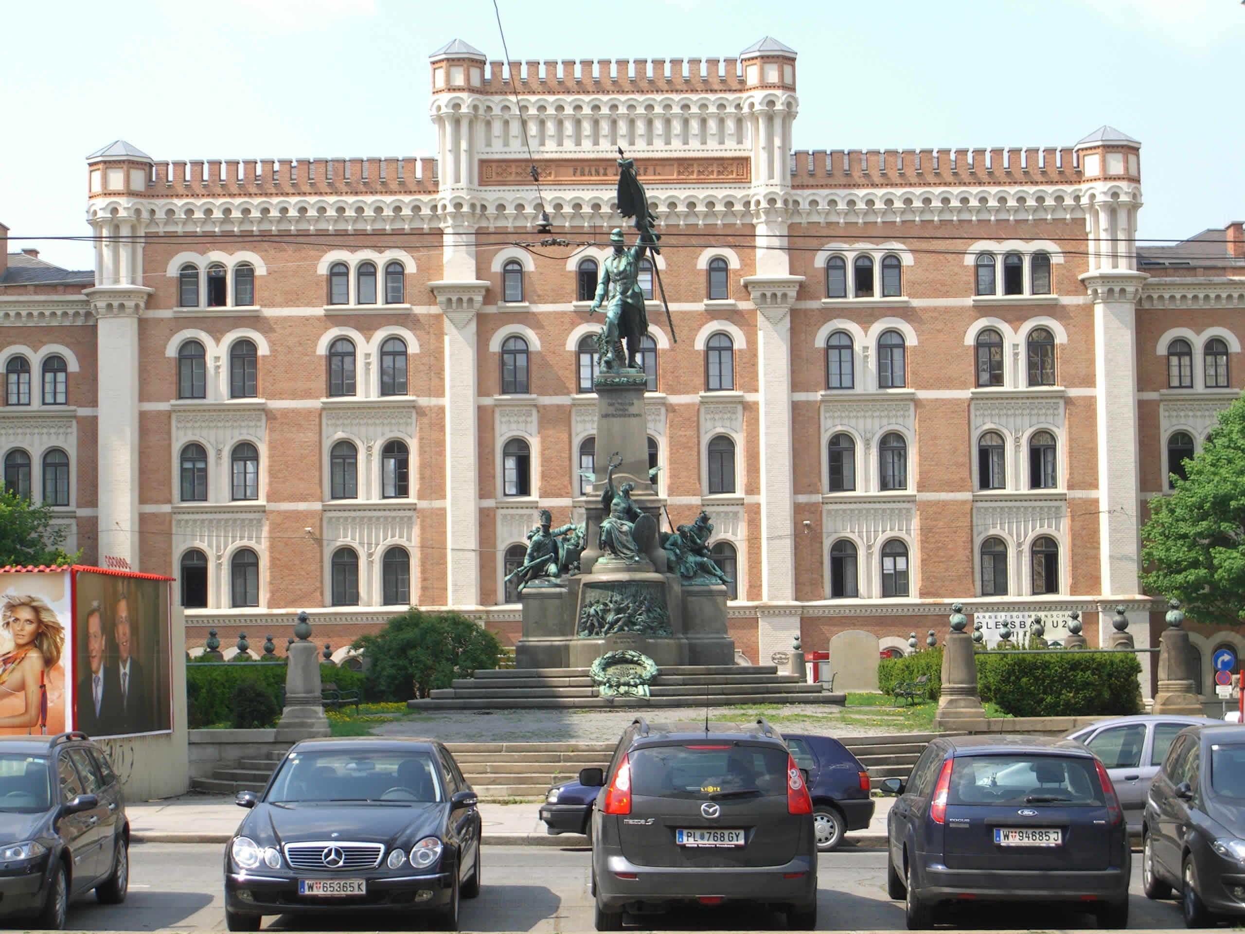 Rossauer Kaserne