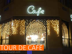 Spezialtouren Wien Tour de Café Wiener Kaffeehaus