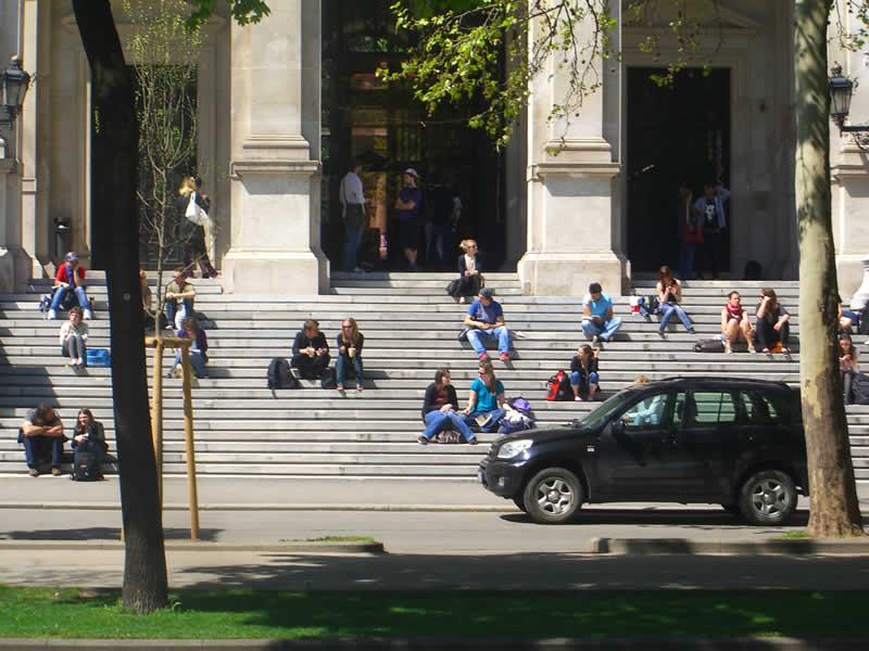 Universität Wien Ringstraße