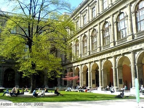 Hof Universität Wien
