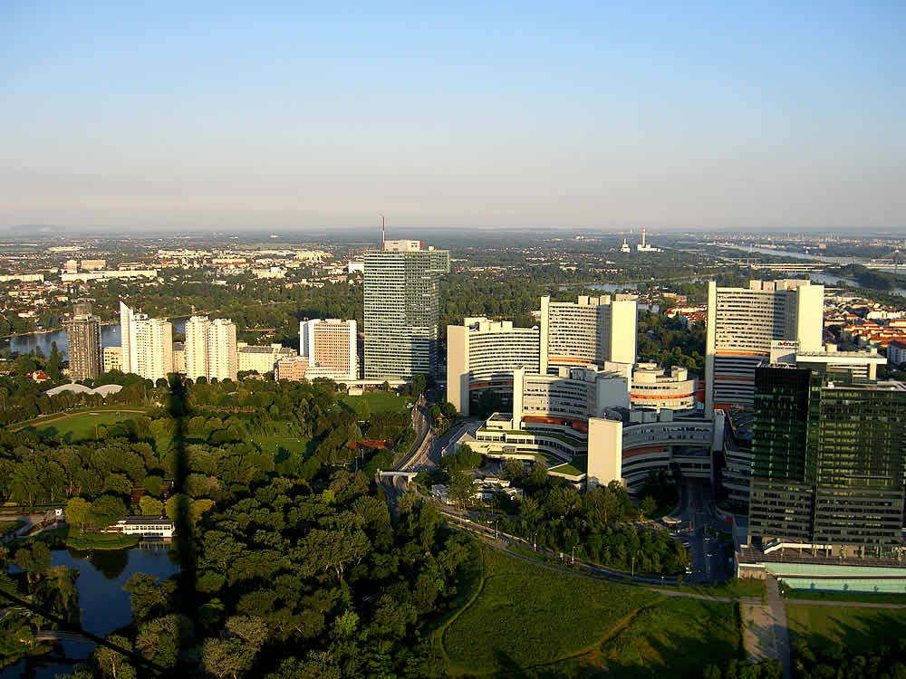 UNO City Wien