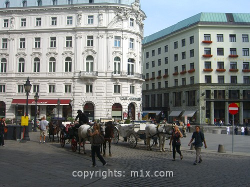Michaelerplatz Wien