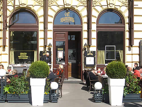 Vienna Coffeehouse